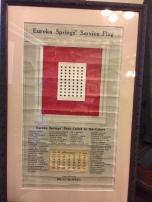 WWI Eureka Springs Service Flag