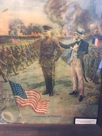 WWI Painting